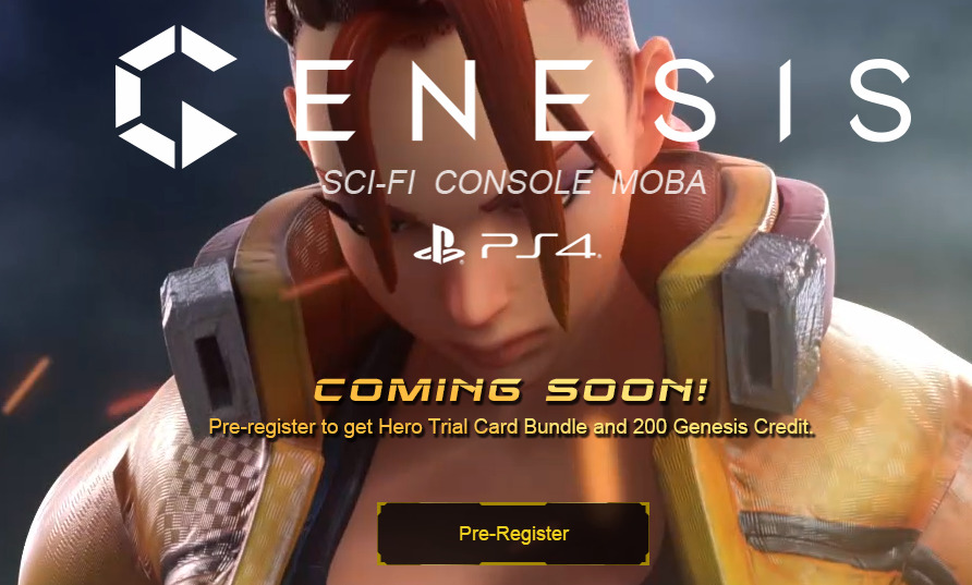 Genesis Official Website